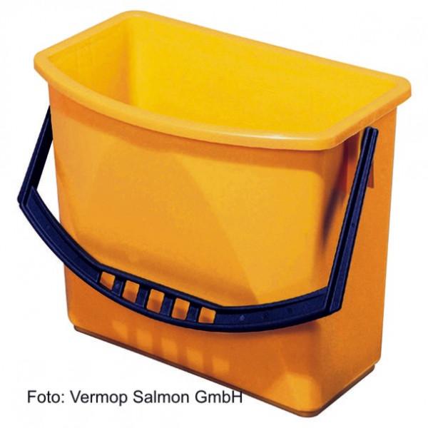Vermop Eimer 6l gelb