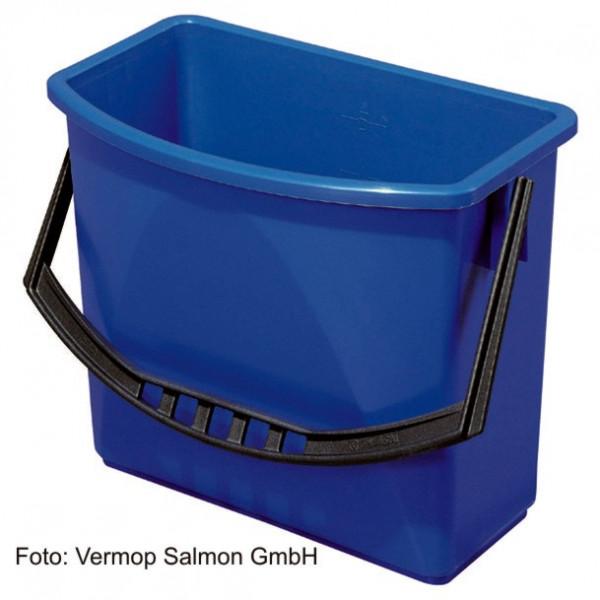 Vermop Eimer 6l blau