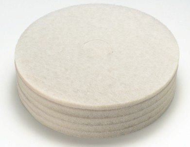 Pad weiss 16 - 406mm
