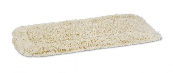 Baumwollmopp weiß, 50 cm, getuftet mit Taschen